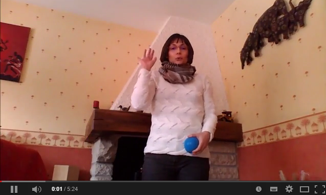 Vidéo Libérer les émotions et les tensions - enfants