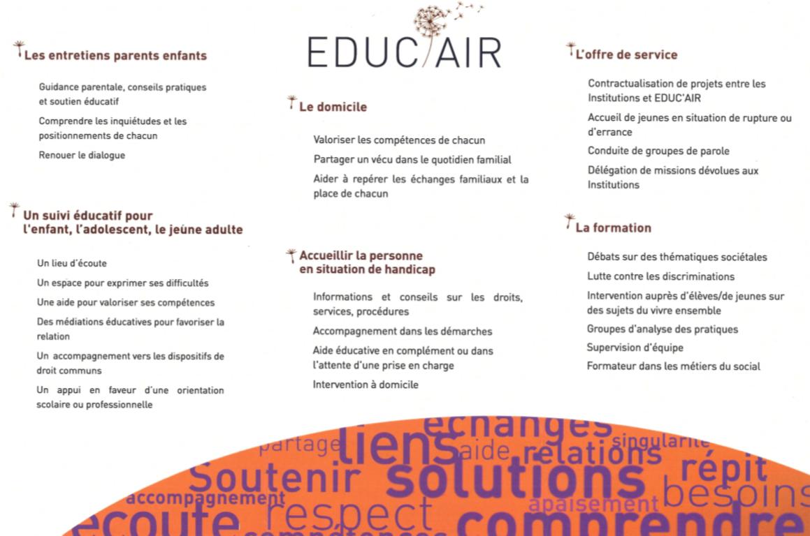 EDUC AIR Verso