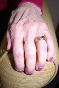 Atelier maquillage en maison de retraite