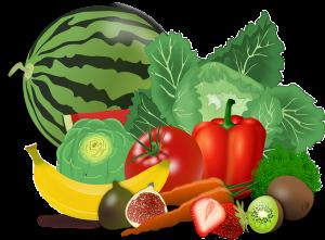 Pixabay - Santé - Equillibre acido-basique - fruits-155616_640