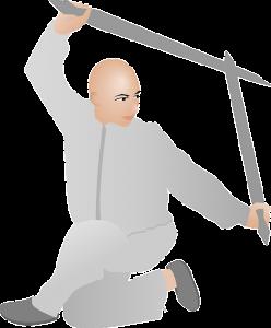La toilette du samouraï