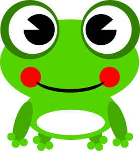 Pixabay - Sourire - frog-152631_640